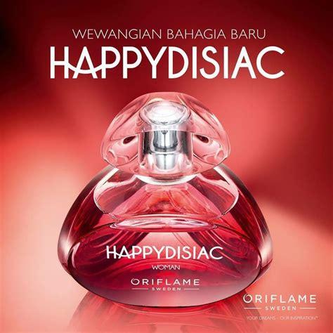 Parfum Oriflame Lucia Starlight wewangian esensial yang segar berasal dari berbagai jenis