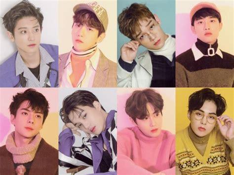 Exo Season Greeting 2018 | hq scans exo s 2018 season s greetings exotic planet