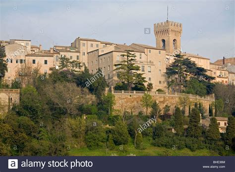 marche recanati recanati marche italia stock photo 27969388 alamy