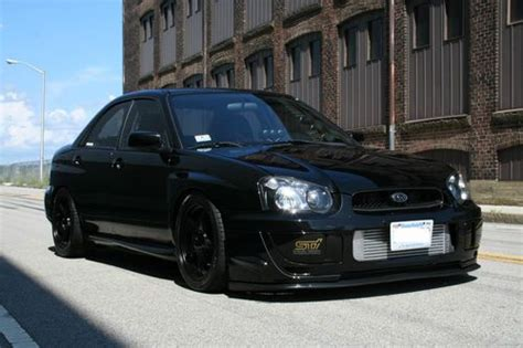 subaru 2004 custom buy used 2004 subaru wrx sti custom built 618 awhp