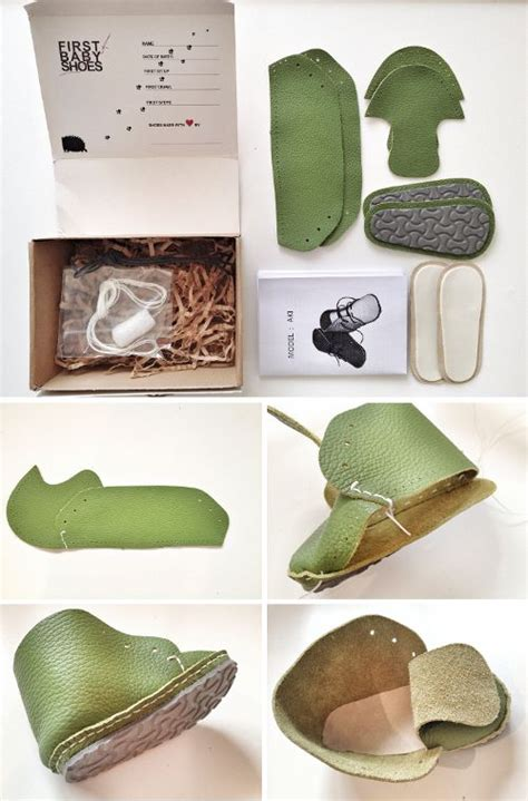 How To Make Handmade Baby Shoes - 25 best ideas about leather baby shoes on diy