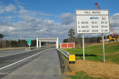 Garden State Parkway Toll Rates by Toll Rate Sign Flickr Photo