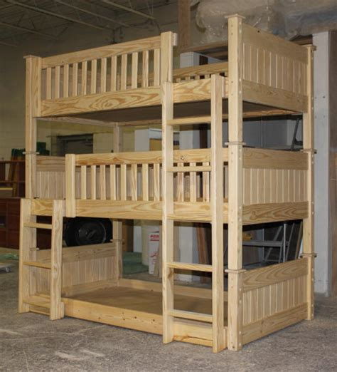 Custom Bunk Beds Best 25 Bunk Ideas On Bunk Beds 3 Bunk Beds And Bed