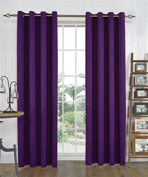 insulated window curtains mysky home solid grommet top thermal insulated window