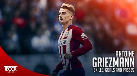 antoine griezmann genius 2016 skills goals passes hd