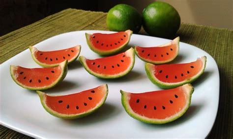watermelon jello shots onewed com