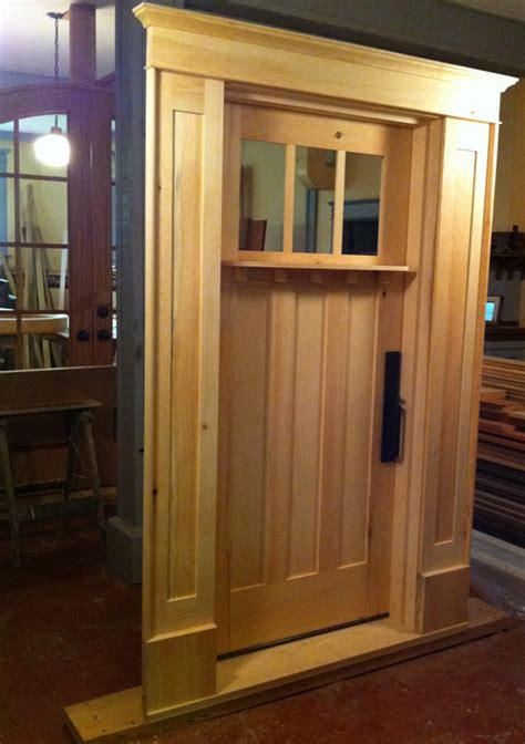 The Making Of Doors Shaker Style Exterior Doors