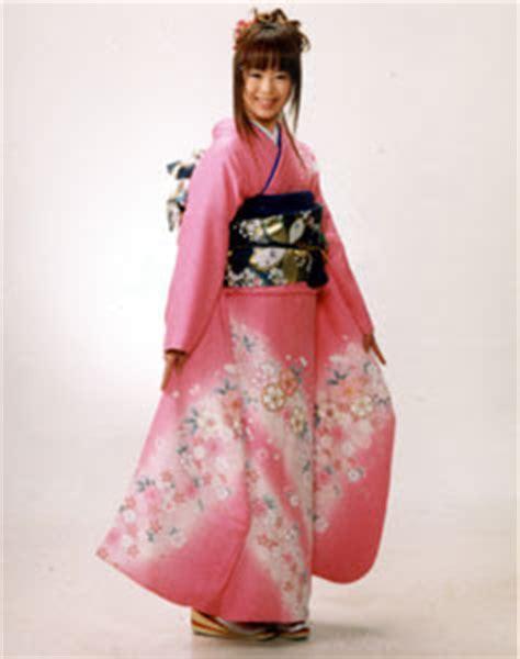 Hitam Black Model Kimono kimono pakaian tradisional jepang