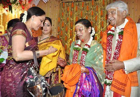 PIX: Bollywood attends Ramesh Seema Deo's 'wedding