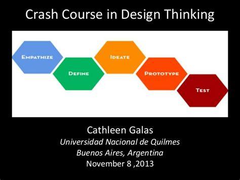 design thinking online course university quilmes design process nov 13 final