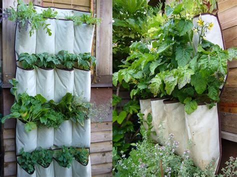 Pocket Vertical Garden Living Walls For Small Spaces Gardens Guest Post