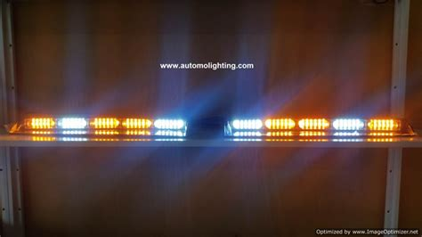 led strobe light bar ledonlineworld led light bars road lights