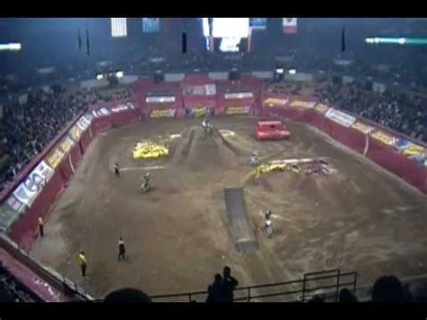 monster truck show worcester ma monster jam 2012 dcu center worcester ma fmx youtube
