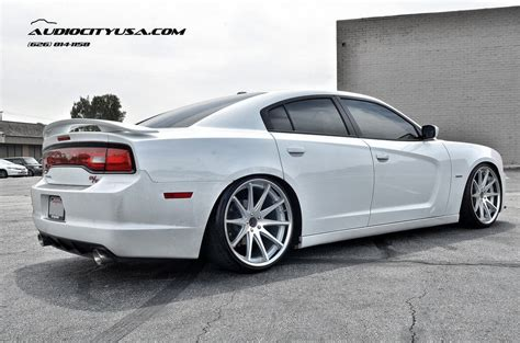 2013 dodge charger rt rims stanced 2013 dodge charger rt on 22 quot rohana wheels rc 10