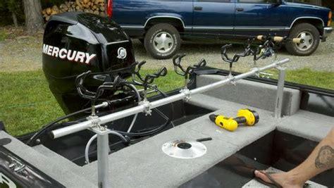 cer boat rack designs need rod holders tips