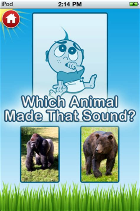 zoo sounds a fun animal sound game for kids games