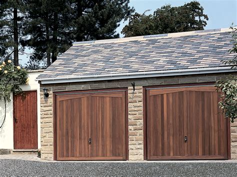 Wooden Garage Doors Jb Doors Wooden Garage Doors In Nottingham