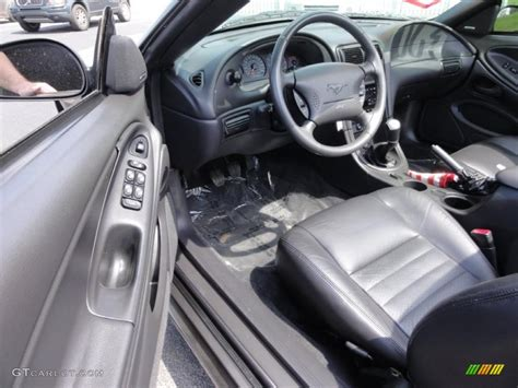 2003 ford mustang gt convertible interior photo 48542198