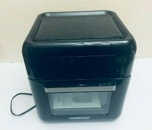 farberware   qt digital air fryer oven black