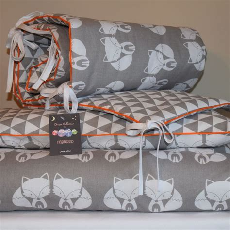 fox baby bedding sets 15 best ideas about cot bedding sets on pinterest