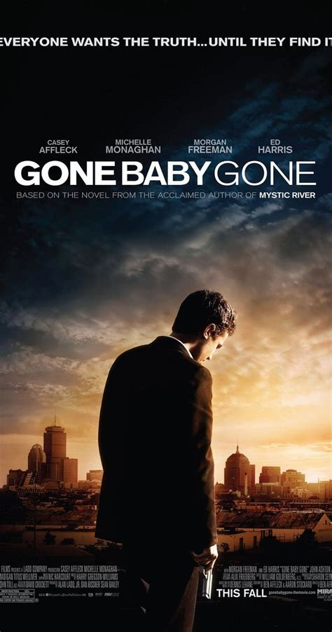 gone baby gone 0688153321 gone baby gone 2007 imdb