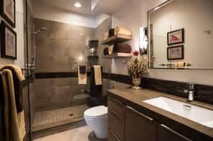 Colorado mountain modern style house contemporary bathroom