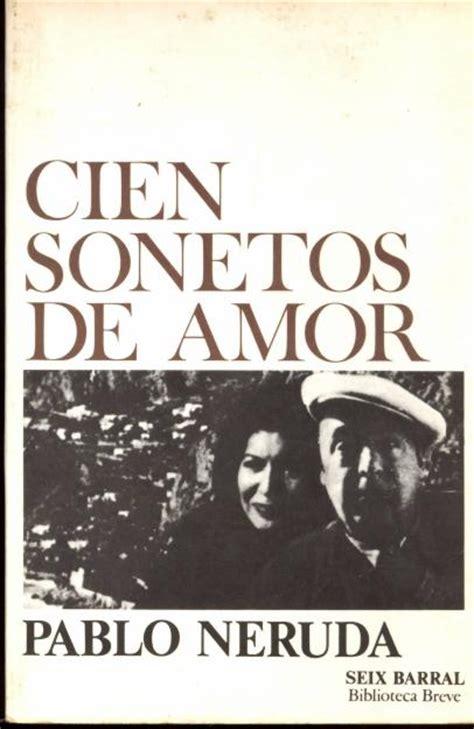 libro sonetos del amor oscuro descargar el libro cien sonetos de amor gratis pdf epub