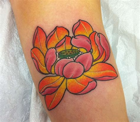 blooming flower tattoo designs 37 graceful lotus tattoos designs