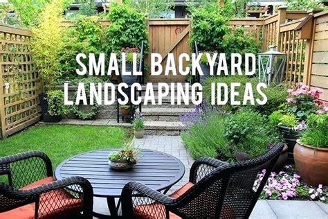 small back yard ideas tfastl