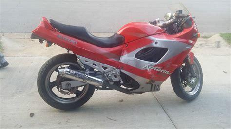 94 Suzuki Katana 750 Suzuki Katana Gsx750