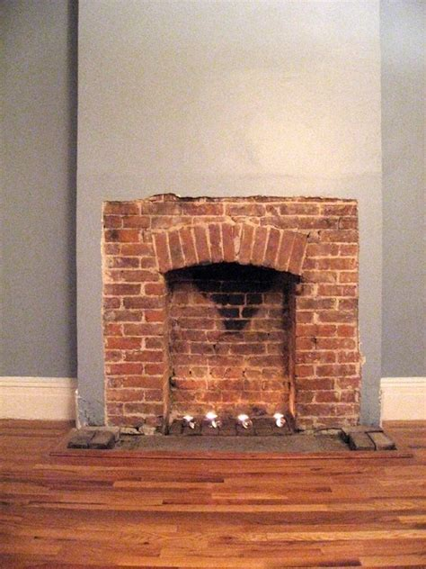 Brick Fireplace by Brick Laminate Picture Brick Fireplace Surrounds