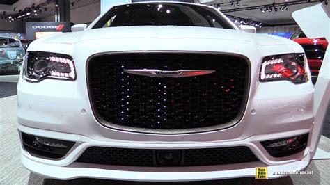chrysler 300c 2017 interior 2017 chrysler 300 s sport exterior and interior