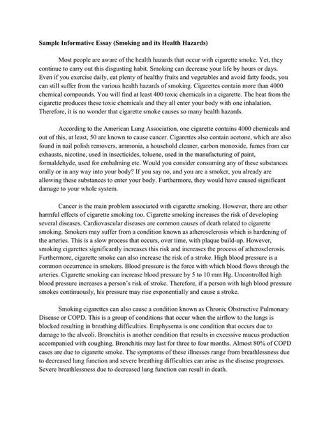 Cahsee Essay Exles by Sle Informative Essay Write Essay Exles Exle Of Essay Writing Exolgbabogadosco Generic