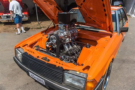 blown ls blown ls powered xd falcon machine