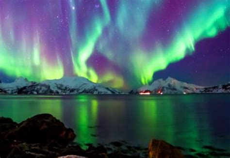 where do the northern lights come from aurora borealis where do the northern lights come from