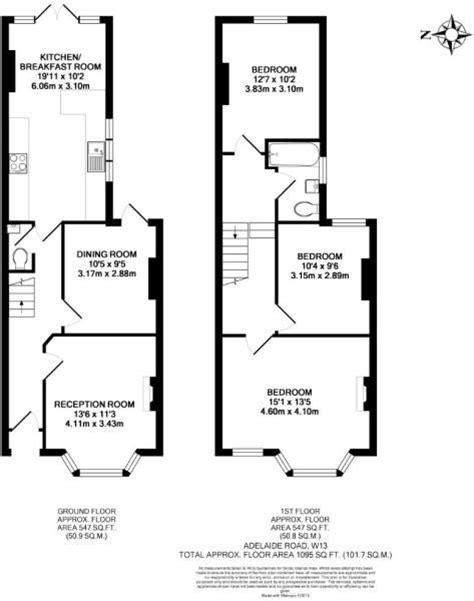 terraced house floor plan the 25 best victorian terrace house ideas on pinterest