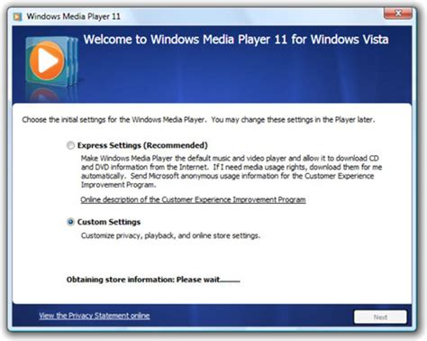Teh Wmp how to set up windows media player dummies