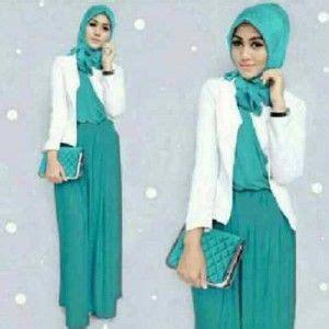 Gamis Untuk Remaja Wanita Model Dress Baju Gamis Terbaru Bagi Muslimah Dewasa Info