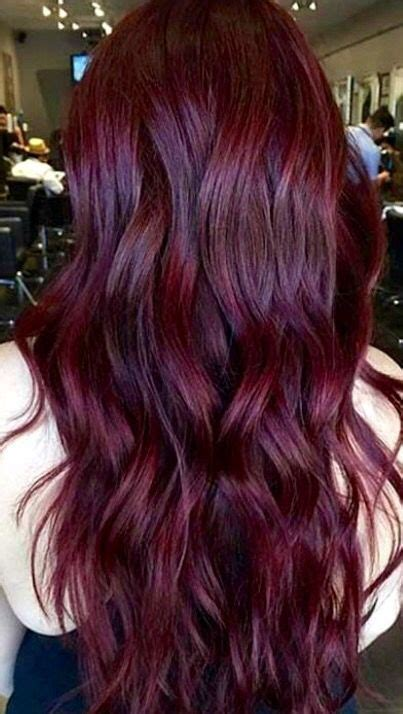 wine colored wine colored hair hair makeup nails