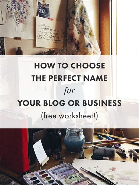 how to pick a name for your business best 25 blog names ideas on pinterest plaigarism