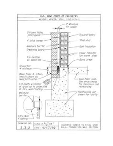 metal stud section steel stud wall panel wall system 1 figure 15 precast