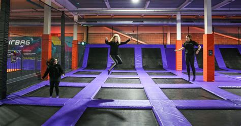 theme park nottingham a huge indoor inflatable theme park is coming to