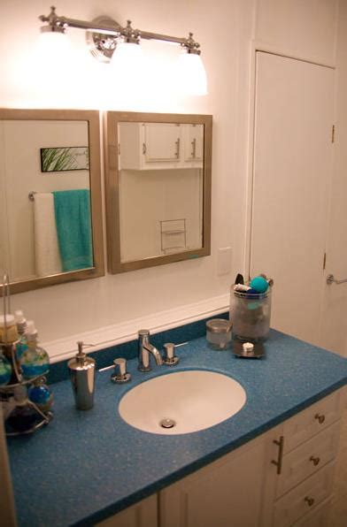 mobile bathroom 25 great mobile home room ideas