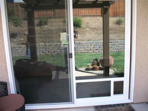 doggie patio door comfort select bed