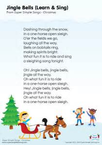 Songs and carols lyrics with chords for guitar banjo for jingle bells
