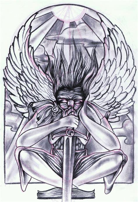 st peter tattoo st sketch by thirteen7s on deviantart