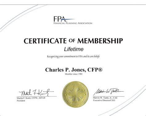 28 life membership certificate templates free