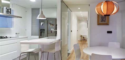 claves  decorar las cocinas abiertas al salon