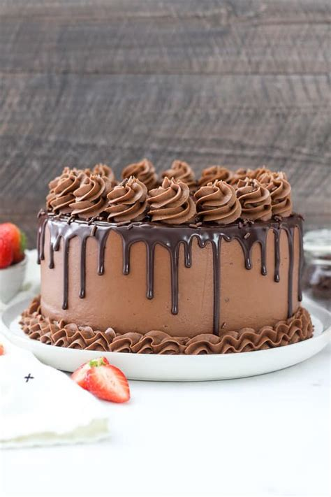 best chocolate frosting for cake chocolate cake recipe beyond frosting