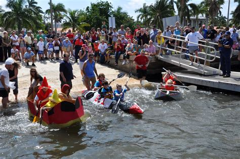 cardboard boat race hollywood fl hollywood fl official website special events